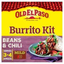 Old El Paso Burrito Dinner Kit 620g
