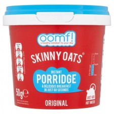 OOMF! Protein Oats Original Flavour No Added Sugar 75g