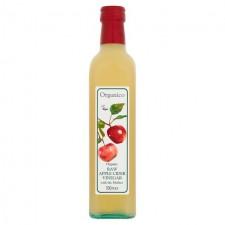 Organico Organic Raw Apple Cider Vinegar 500ml