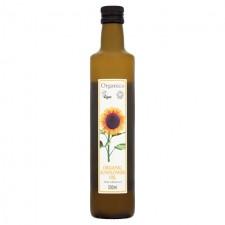 Organico Organic Virgin Sunflower Oil 500ml