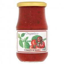 Organico Tomato and Basil Sauce from Tuscany 340g