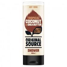Original Source Coconut and Shea Butter Shower Gel 500ml