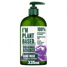 Original Source Im Plant Based Lavender and Rosemary Hand Wash 335ml