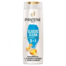 Pantene Pro V 3in1 Classic Clean Shampoo and Conditioner 300ml