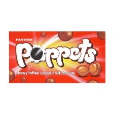Paynes Poppets Chewy Toffee 36 Pack