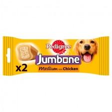 Pedigree Jumbone Chicken for Medium Dogs 2 Pack