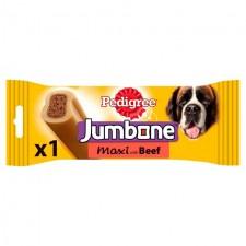 Pedigree Jumbone Large Beef 210g