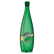 Perrier Sparkling Mineral Water 1Ltr Bottle