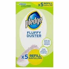 Pledge Fluffy Duster Refills 5s