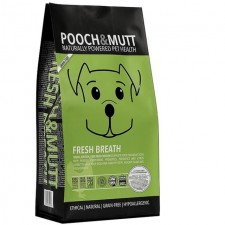 Pooch and Mutt Fresh Breath Complete Dry Dog Food 2kg