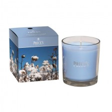 Prices Candles Cotton Powder Boxed Jar