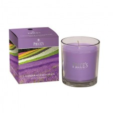 Prices Candles Lavender and Lemongrass Boxed Jar