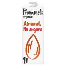 Provamel Organic Unsweetened Almond Drink 1L