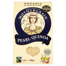 Quinola Mothergrain Pearl Quinoa 500g