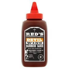 Reds Devil Wing BBQ Sauce 320g