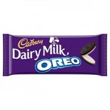 Retail Pack Cadbury Dairy Milk Oreo Bar 17 x 120g