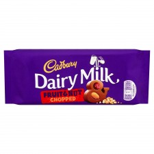 Retail Pack Cadbury Fruit and Nut Chopped 22 x 95g