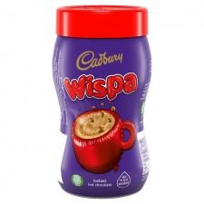 Retail Pack Cadbury Wispa Hot Frothy Instant Choccy 6x246g