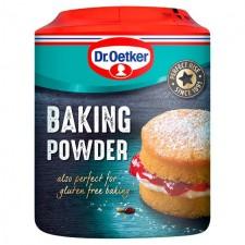 Retail Pack Dr Oetker Baking Powder 4x170g