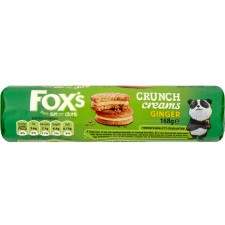 Retail Pack Foxs Ginger Crunch Creams 12 x 230g