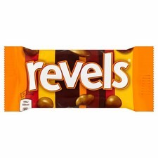 Retail Pack Revels 36 X 35g Bags