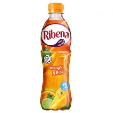 Retail Pack Ribena Light Mango and Lime 12x500ml