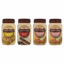 Retail Pack Shippams Assorted Spreads 12 x 75g