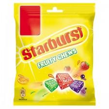Retail Pack Starburst fruity chews original 12x141g