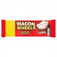 Retail Pack Wagon Wheels 16x6 Pack