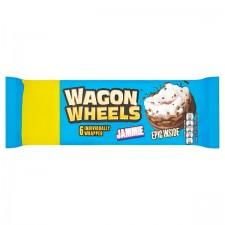 Retail Pack Wagon Wheels Jammie 16x6 Pack