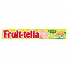 Retail Size Fruit-Tella Citrus Sour 40 x 38g