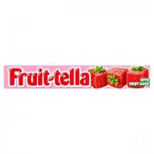 Retail Size Fruit-Tella Strawberry 40 x 41g