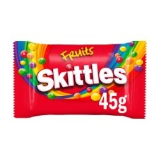 Retail Size Skittles Fruits 36 x 45g