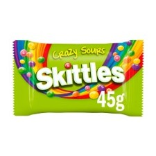 Retail Size Skittles Sours 36 x 45g