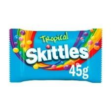 Retail Size Skittles Tropical 36 x 45g