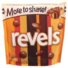 Revels Large Pouch 205g
