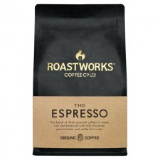 Roastworks Espresso Ground Coffee 200g