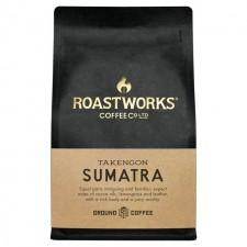 Roastworks Sumatra Ground Coffee 200g