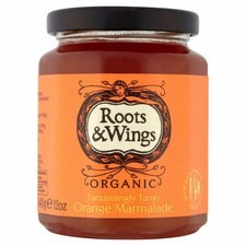 Roots and Wings Organic Seville Marmalade 340g