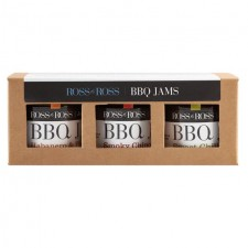 Ross and Ross BBQ Food Trio Box