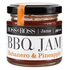 Ross and Ross BBQ Jam Habanero and Pineapple 110g