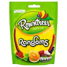 Rowntrees Randoms Sharing Bag 150g