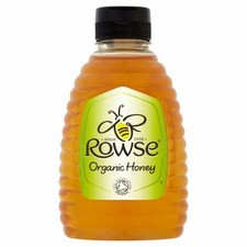 Rowse Organic Squeezable Honey 340g
