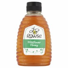 Rowse Squeezy Wildflower Honey 340g