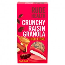 Rude Health Crunchy Raisin Granola 400g