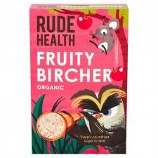 Rude Health Organic Fruity Bircher 350g
