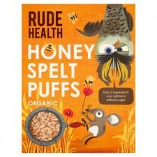 Rude Health Organic Honey Spelt Puffs 175g