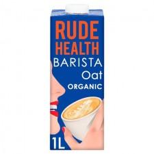 Rude Health Organic Oat Barista 1L