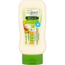 Sainsburys Be Good To Yourself Mayonnaise Squeezy 430ml