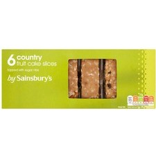 Sainsburys Country Slices x6